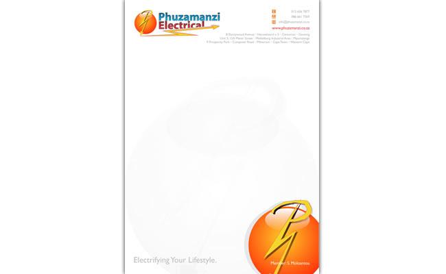 Phuzamanzi Electrical - Web Devine   Web Design Company, Google ...