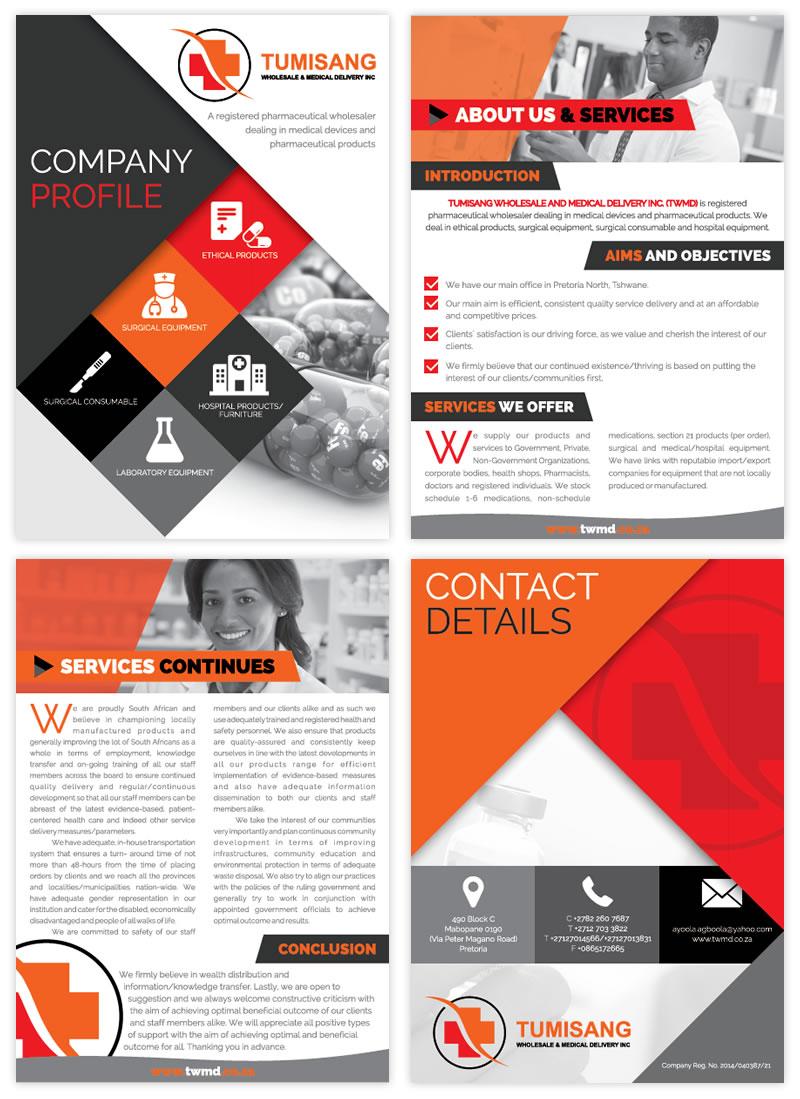 Tumisang Medical Supplies - Web Design Company Pretoria ...
