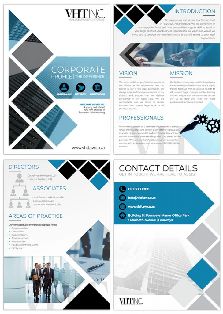 Company Profile Designers Business Profile Designers Corporate